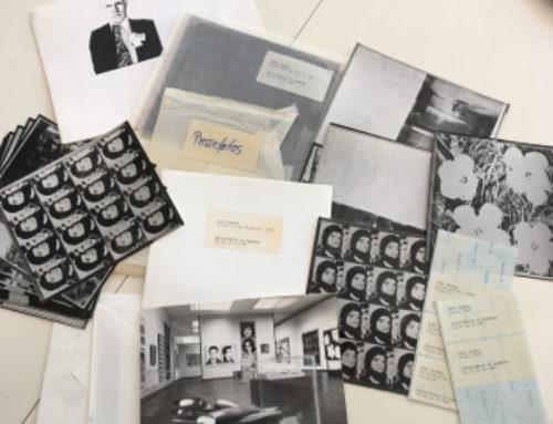 Archiv für den Kunstverein Hamburg