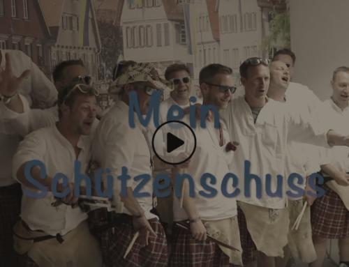 Der Schützenschuss fotografiert von Nico Bergmann in Biberach – Schützenfest