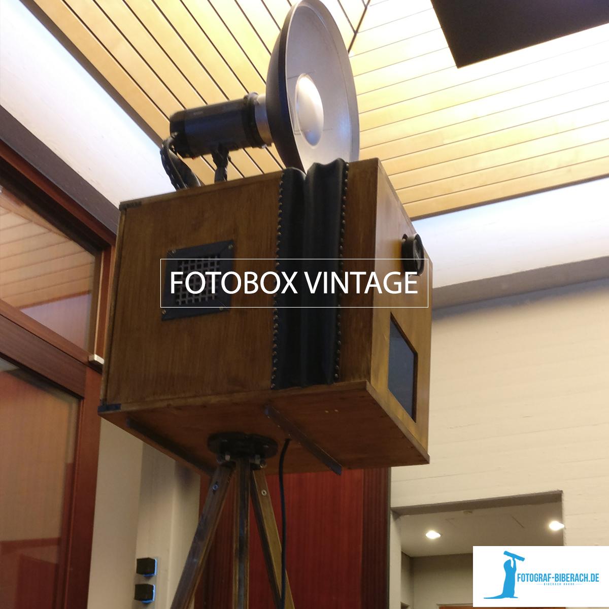 Fotobox ausleihen biberach riss